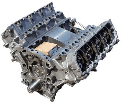 Ford 6.7L diesel remanufactured engine