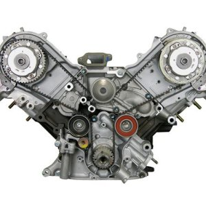 Toyota 4.7L engine