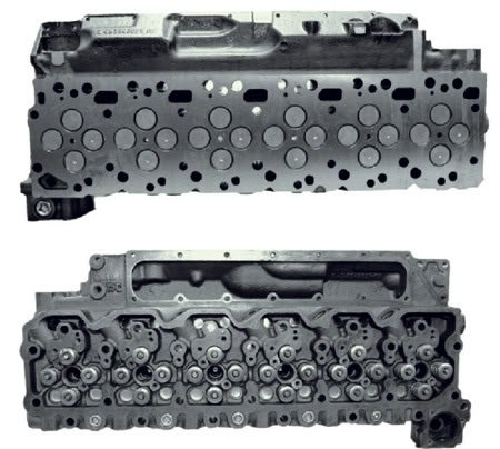 Dodge 5.9L Diesel Cylinder Head