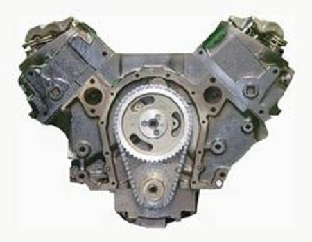 1998-2000 Chevy 454 Long Block Replacement Engine