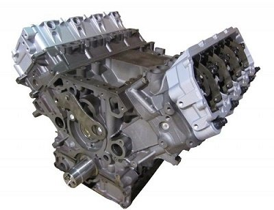 Ford 6..4L Maxx Force 7 engine