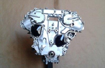 Nissan 3.5L engine