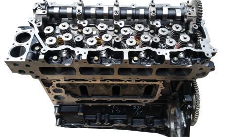 4HE1 and 4HK1 diesel engine