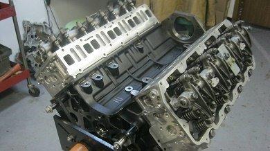 duramax 6.6l diesel engine
