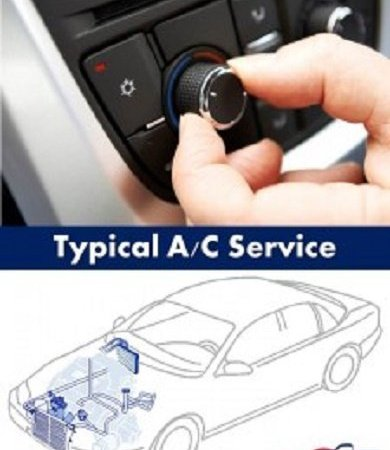 a/c system checked annually to make sure it is working peak