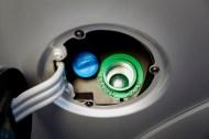 Capless fuel filler on Ram 1500