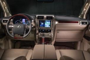 2014 Lexus GX 460 interior