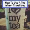 How do i use a tea filter mug