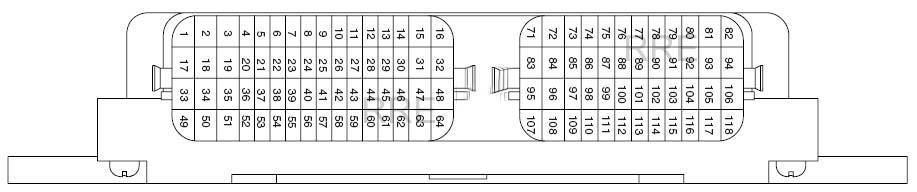 mitsubishi lancer ecu wiring diagram web portal architecture evo x pin out evoxforums com evox ecupinout jpg