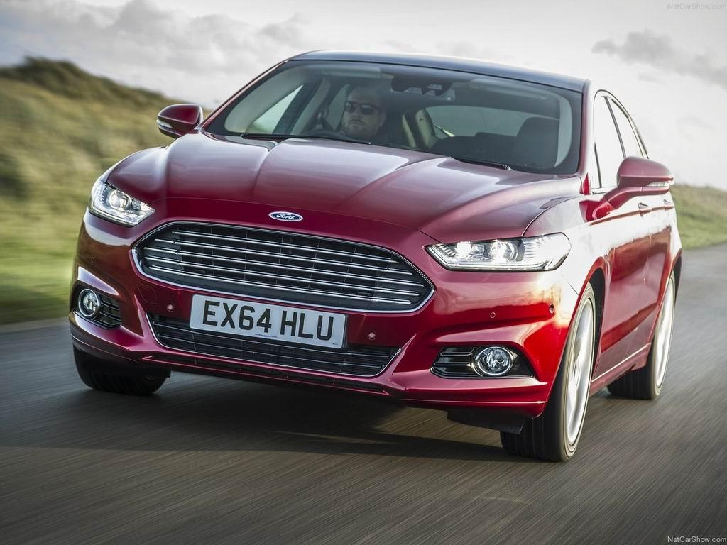 Updated Ford Mondeo What Will The Updated Ford Mondeo Look Like Power Units And Equipment