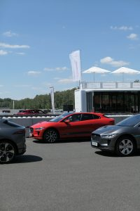 choose your red or grey Jaguar I-Pace electrifies road rug cars roadrugcars brothers car voiture auto automobile vintage car super car hyper car