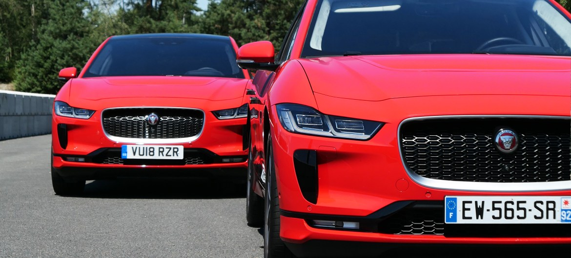 Jaguar I-Pace electrifies road rug cars roadrugcars brothers car voiture auto automobile vintage car super car hyper car