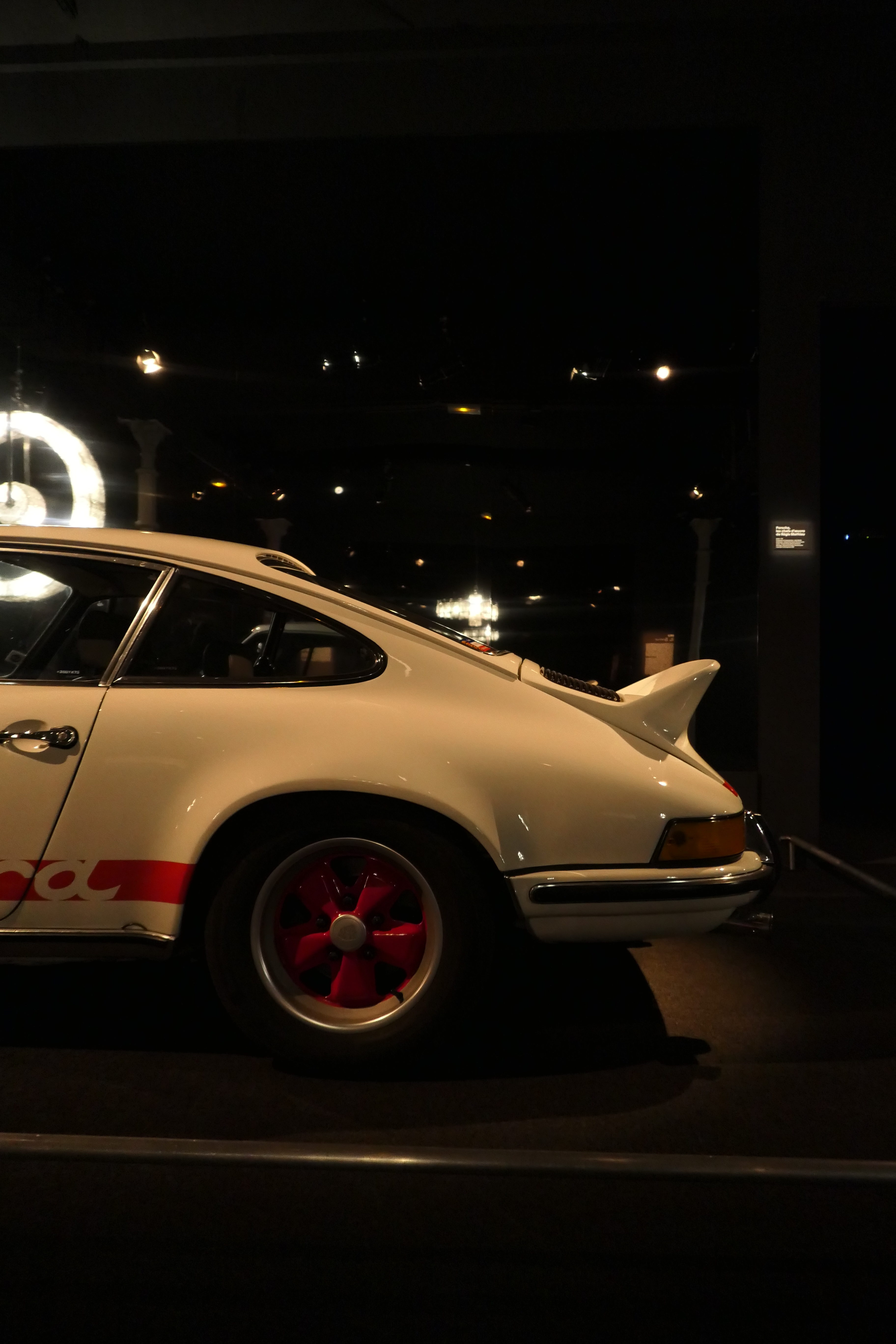 Porsche 911 RS 2.7 exposition exhibition regis mathieu cite de l'automobile mulhouse collection schlumpf road rug cars roadrugcars brothers car voiture auto automobile vintage car super car hyper car