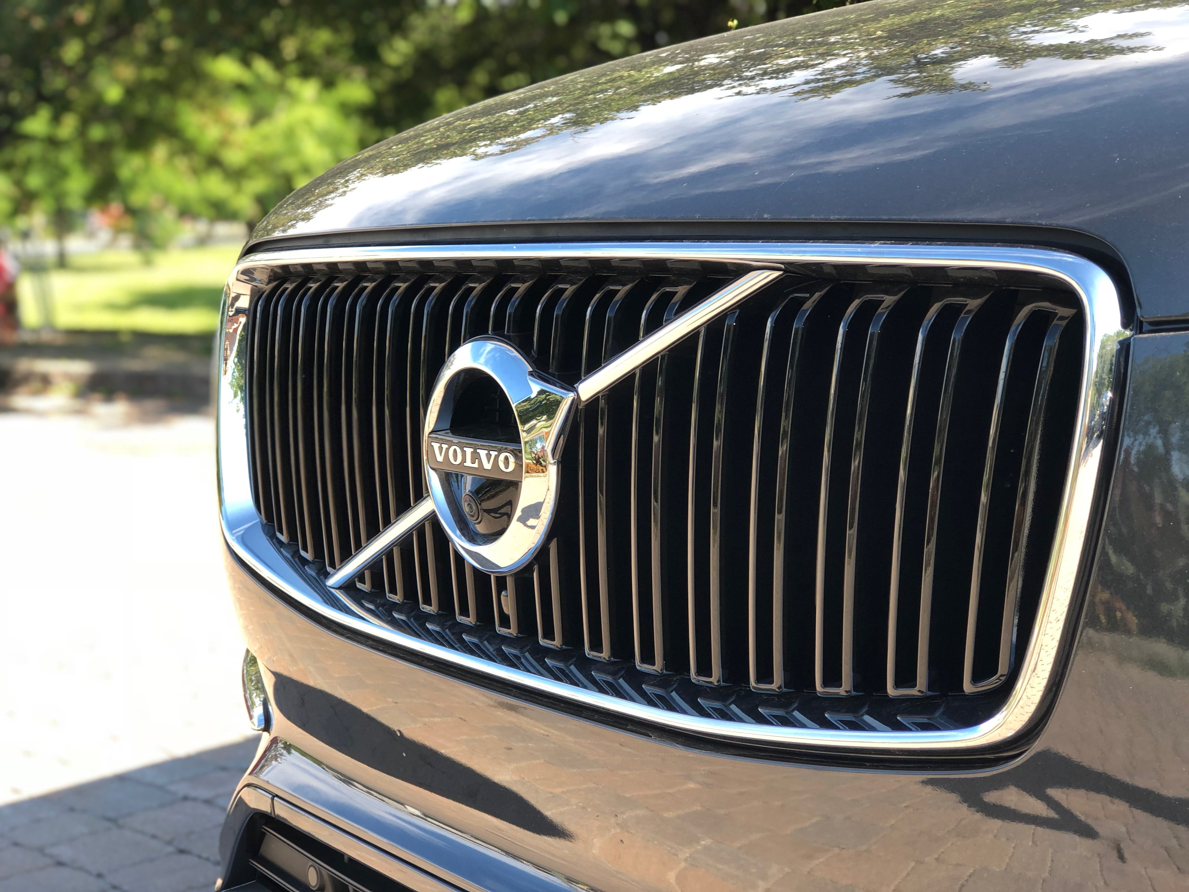 Front grille volvo XC90 T6 road rug cars roadrugcars brothers car voiture auto automobile vintage car super car hyper car