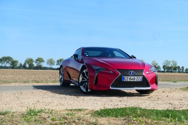roadrugcars road rug cars lexus LC 500 h LC500h front view