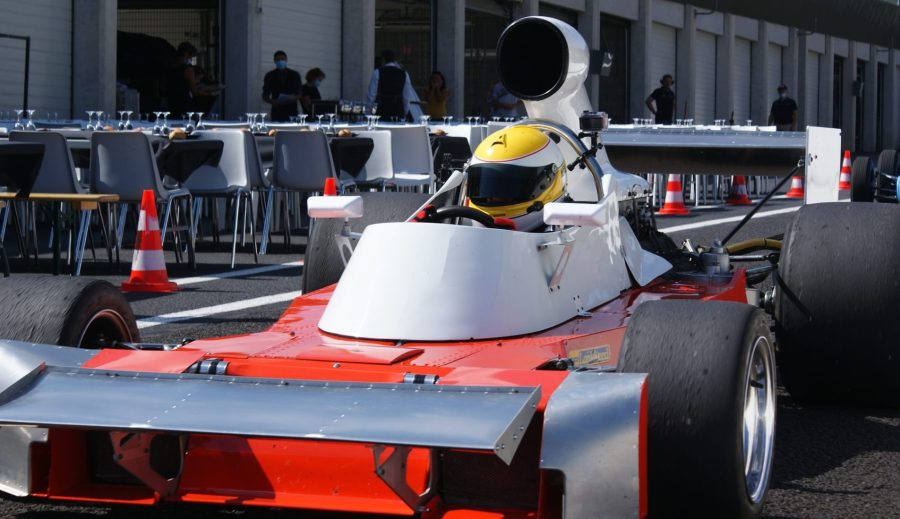 Formule 1 / classic racing School / charade