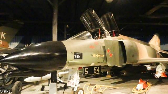 F-4, Museum of Aviation, Warner Robins, GA