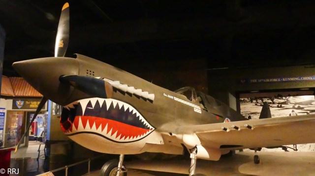 Flying Tigers, Museum of Aviation, Warner Robins, GA