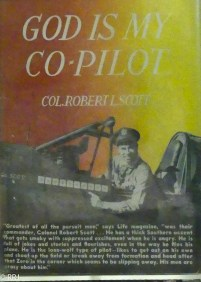 God is my co-pilot, Museum of Aviation, Warner Robins, GA