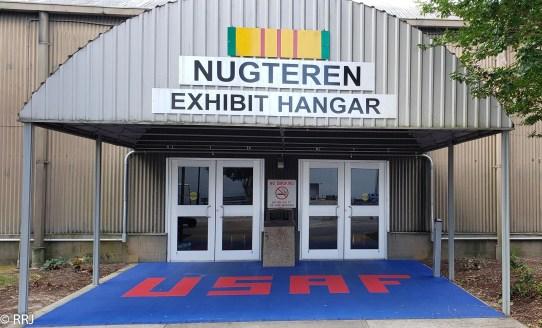 Nugteren Hanger, Museum of Aviation, Warner Robins, GA