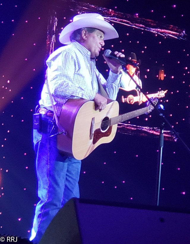 George Strait at Legends in Concert at Downtown OWA