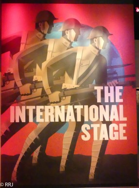 The International Stage