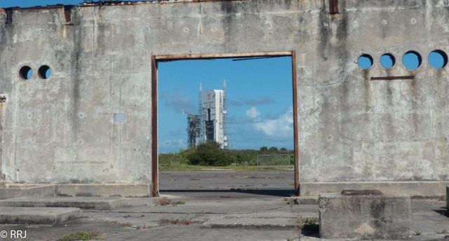 Walking in the steps of Space History, a Day at Cape Canaveral