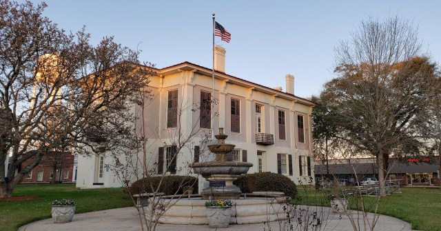 Greene County Courthouse, Eutaw, Alabama