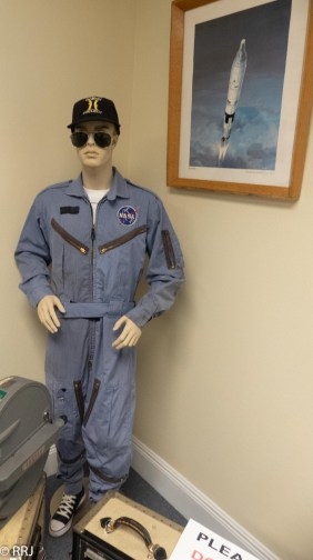 Gus Grissom's Flight Suit