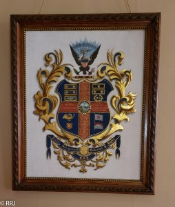 Hayes' Military Coat of Arms