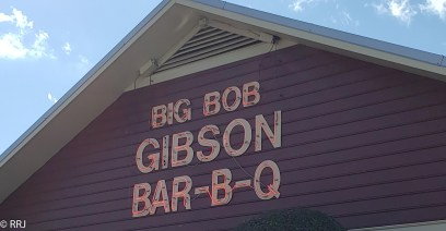 Big Bob Gibson's  Decatur Alabama
