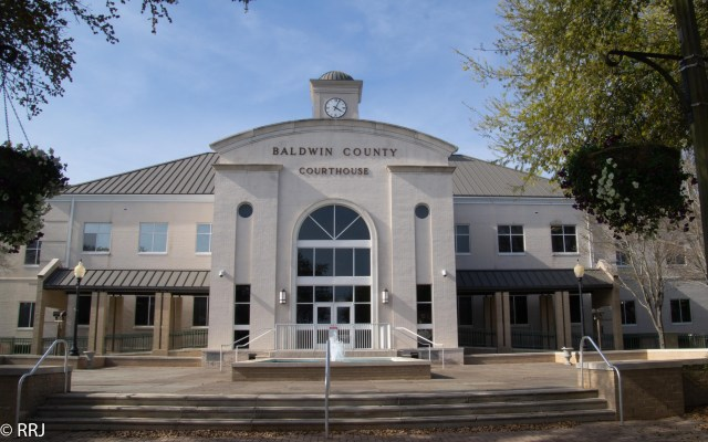 Baldwin County Courthouse, Bay Minette, Alabama
