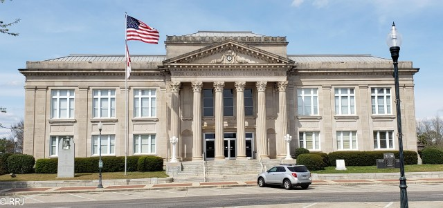 Covington County Courthouse, Anniston, Alabama