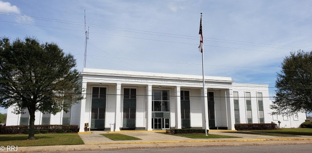 Escambia County Courthouse, Brewton, Alabama