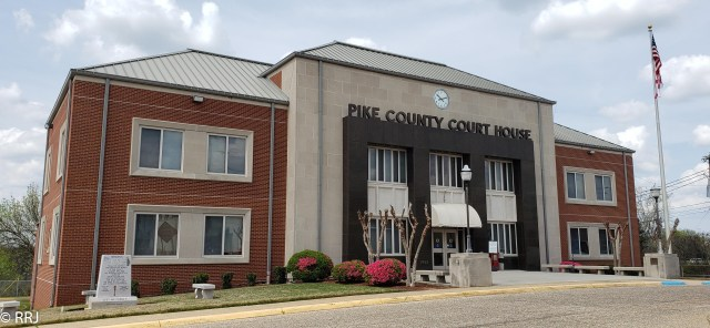Pike County Courthouse, Troy, Alabama