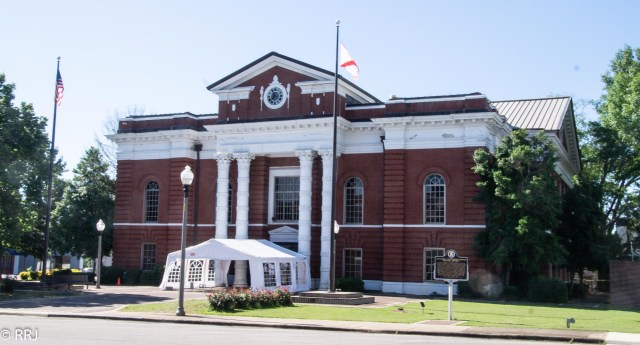 Talledega County Courthouse, Talledega, Alabama