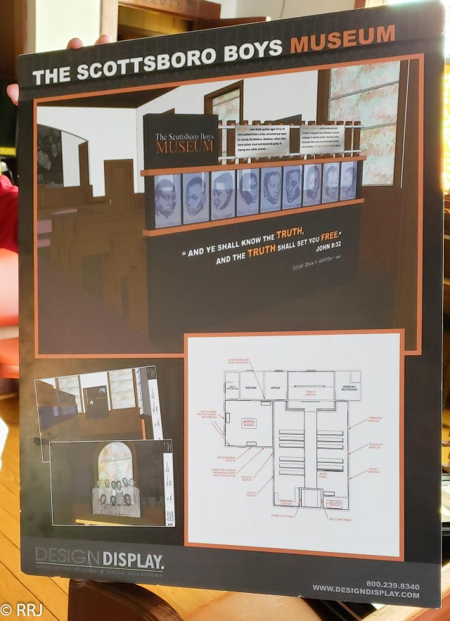 Scottsboro Boys Museum future renovations