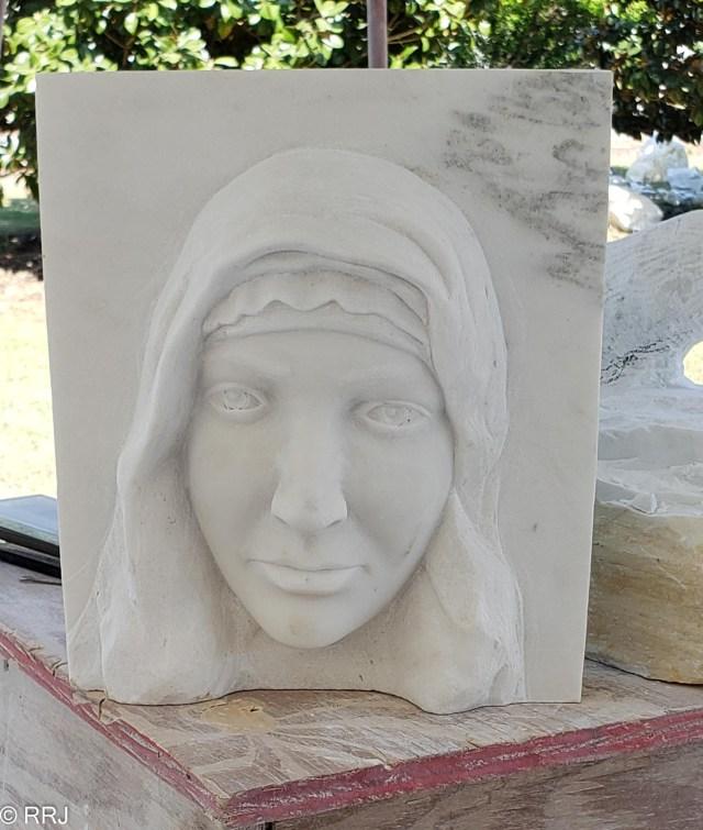 Madonna by Craigger Browne Magic of Marble Festival Sylacauga Alabama