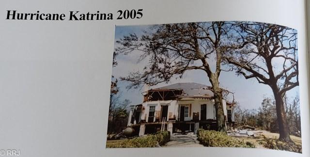 Katrina damage beauvoir