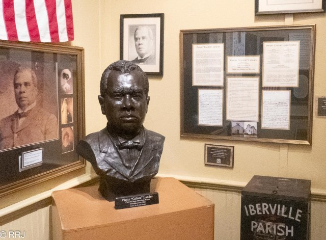 Pierre Landry River Road African American Museum
