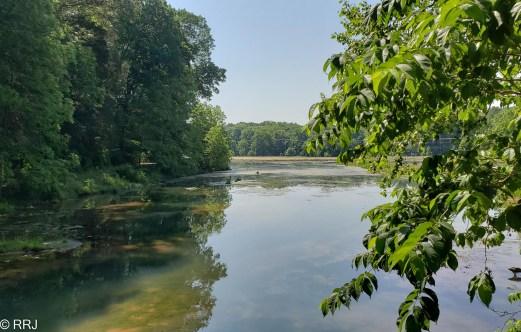 Dunbar Cave Lake Clarksville TN