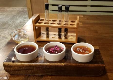 Flight of tea the mad herbalist clarksville tn