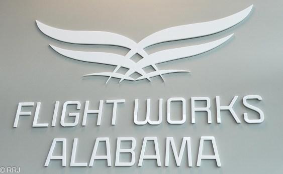 Flight Works Alabama Brookley field