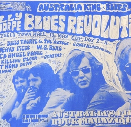 Reeling and a-rocking: the Adelaide music scene in the 60s