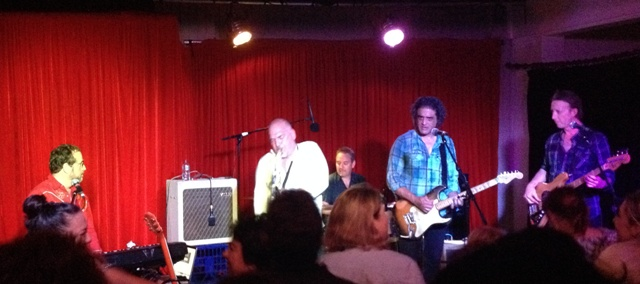 Black Sorrows at Coogee Diggers