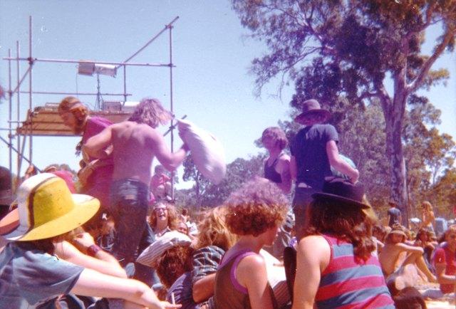 Meadows crowd