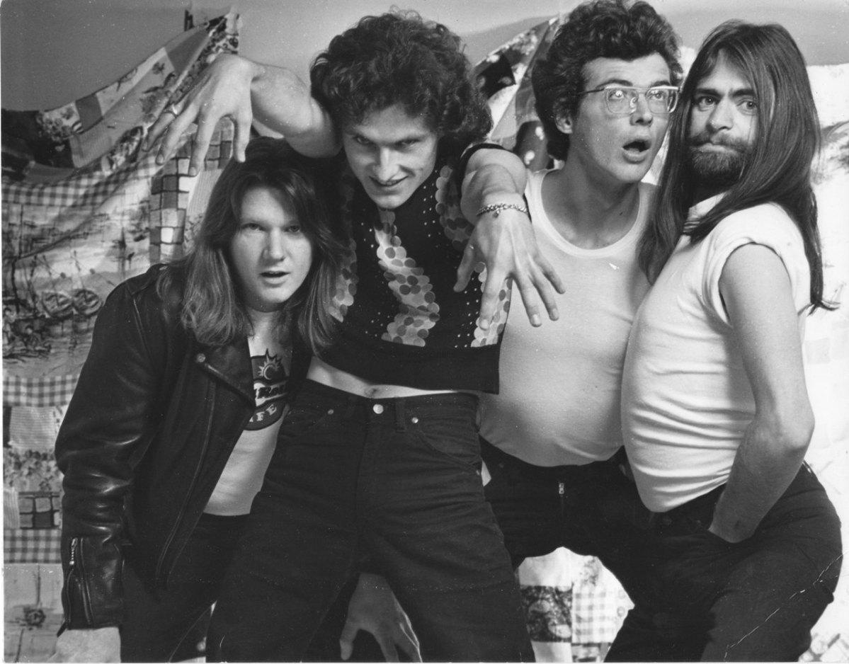 Australian Rock: The Early Seventies