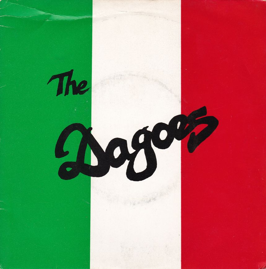 The Dagoes Sell Soul E.P.