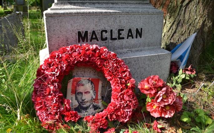 Maclean's grave