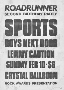 RR Second Birthday Party Crystal Ballroom